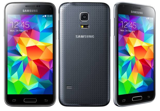 TWRP Recovery for Galaxy S5 SM-G900H