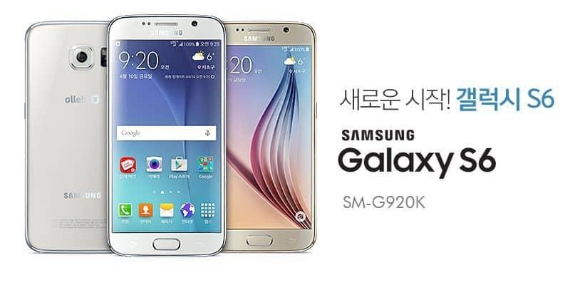 Galaxy S6 SM-G920K