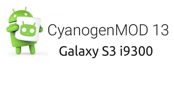 Galaxy S3 i9300 Android Marshmallow update