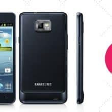 Android update for Samsung Galaxy S2