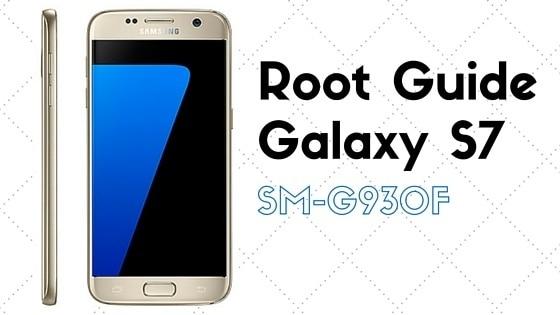 Galaxy S7 SM-G930F