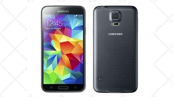 Galaxy S5 SM-G900T root