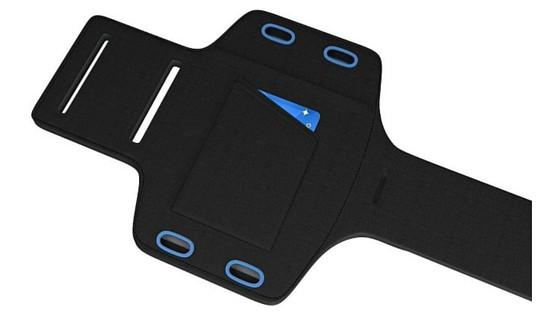 Kobert Sports Fitness Exercise Armband for Galaxy S5