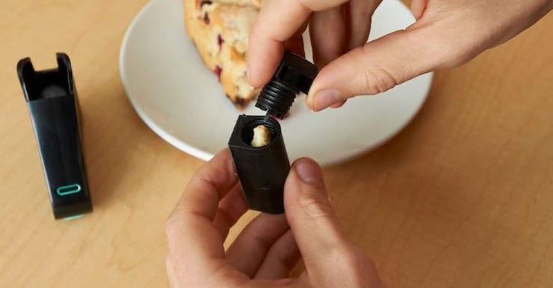 Nima - A Portable Gluten Tester