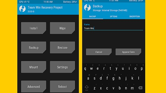 TWRP Recovery for HTC 10
