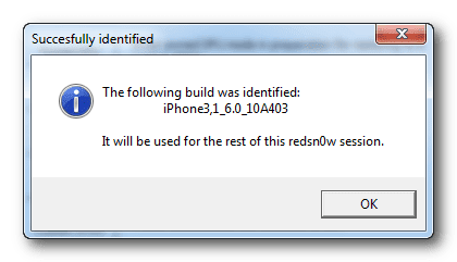 successfully-identified-build