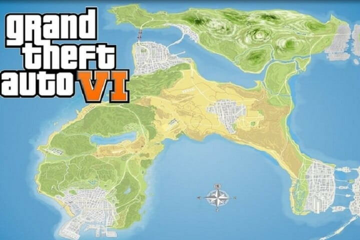 how to bring up map on gta 5 ps4