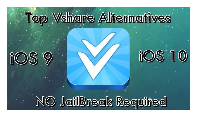 Top Vshare Alternative Apps for iOS: No Jailbreak Required