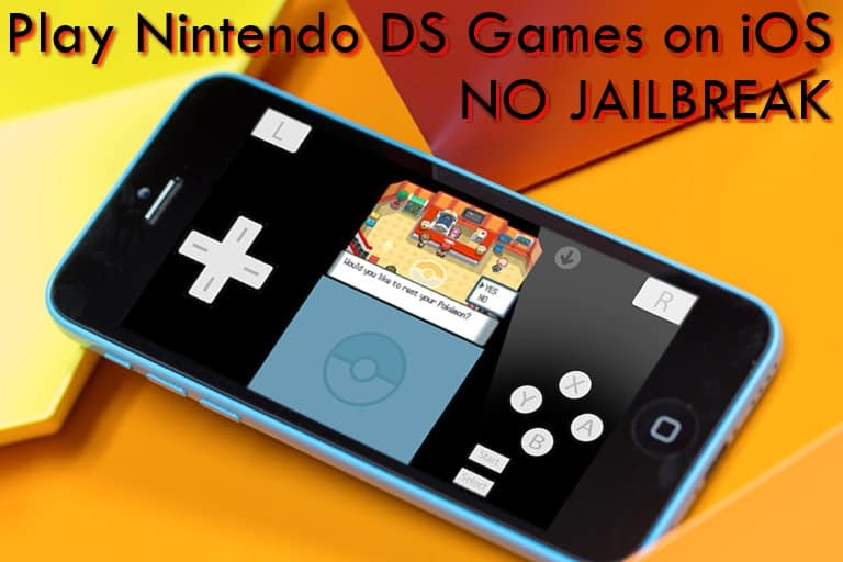 nes emulator iphone play nintendo ds on ios 10 no jailbreak nds4ios 9878