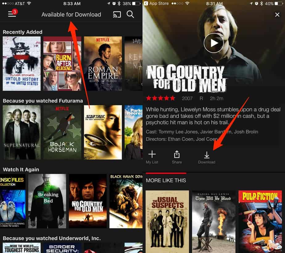 how to stream movies on netflix