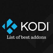 Kodi (XBMC free open source media player)