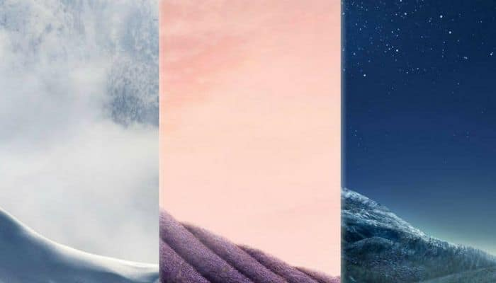 Download Samsung Galaxy S8 Wallpapers Here