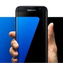 T-Mobile Galaxy S7 Edge model