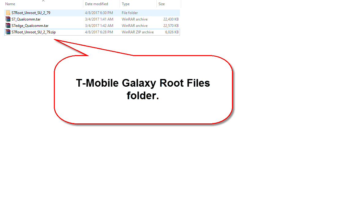 Root T-Mobile Galaxy S7/ S7 Edge Android 7 0 Nougat