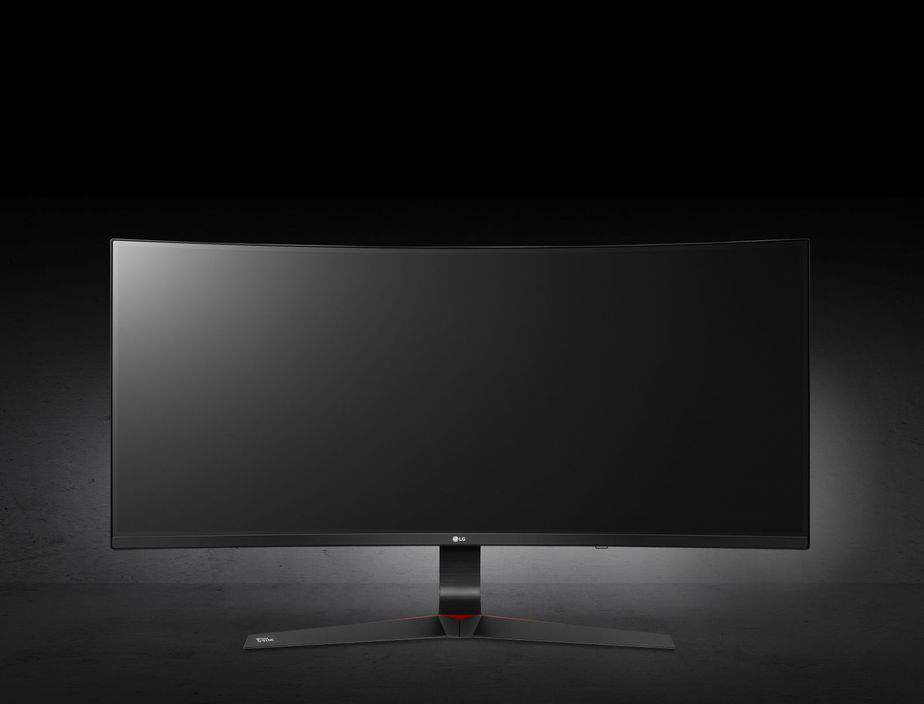 LG's first ultrawide G-sync monitor