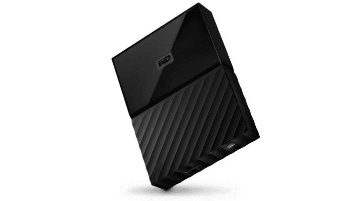 WD external hard disk