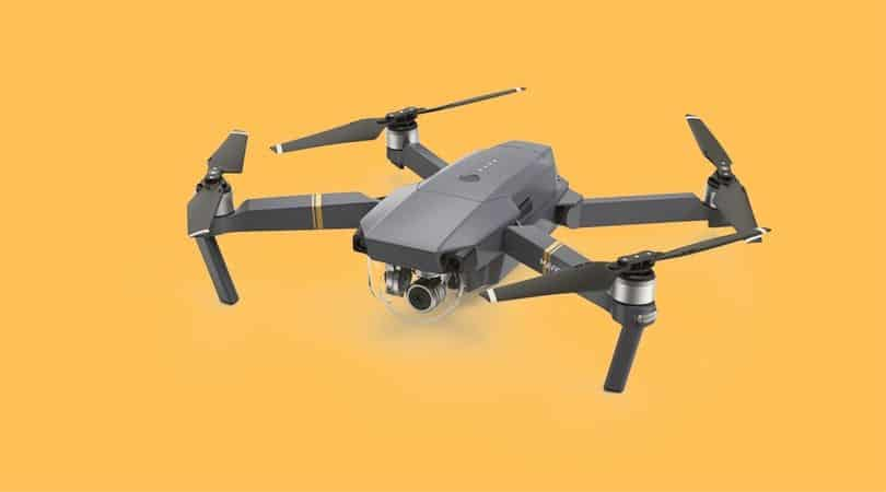 Mavic Pro drone from DJI