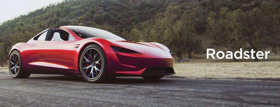 Tesla Reveals Its Gest Surprise Fastest Production Car The Roadster
