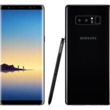 Galaxy Note 8 crushes the flagship competition in the 4K video stabilization test