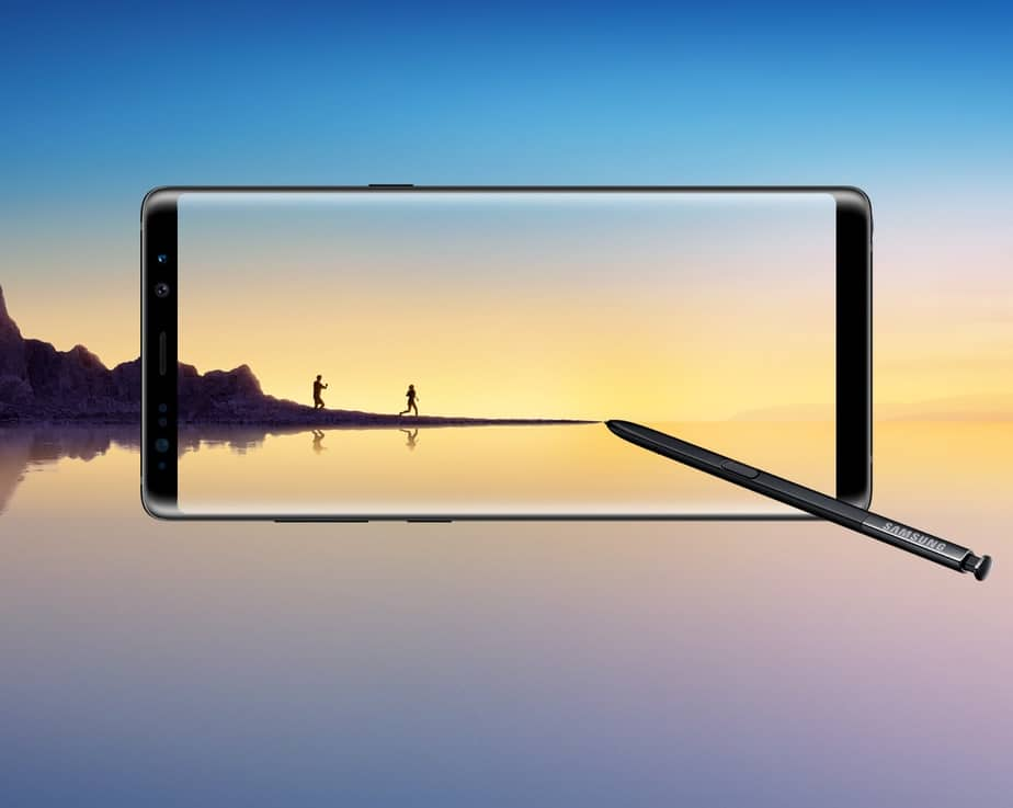 Galaxy Note 8 owners are unable to switch on their devices after the battery counter reaches 0%