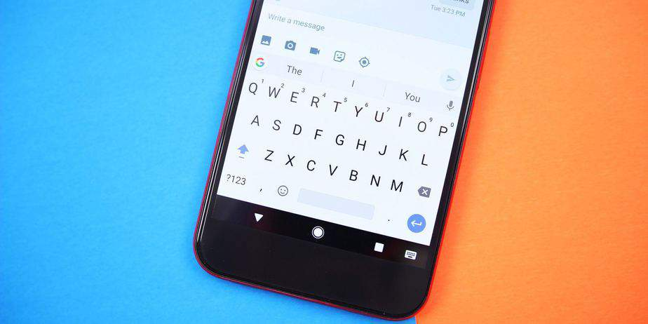 Gboard, the popular Google keyboard gets updated to bring handwriting support, a delete feature and others