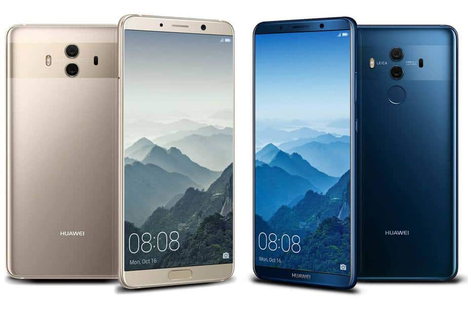 Huawei Mate 10 will be arriving to the US via AT&T in February