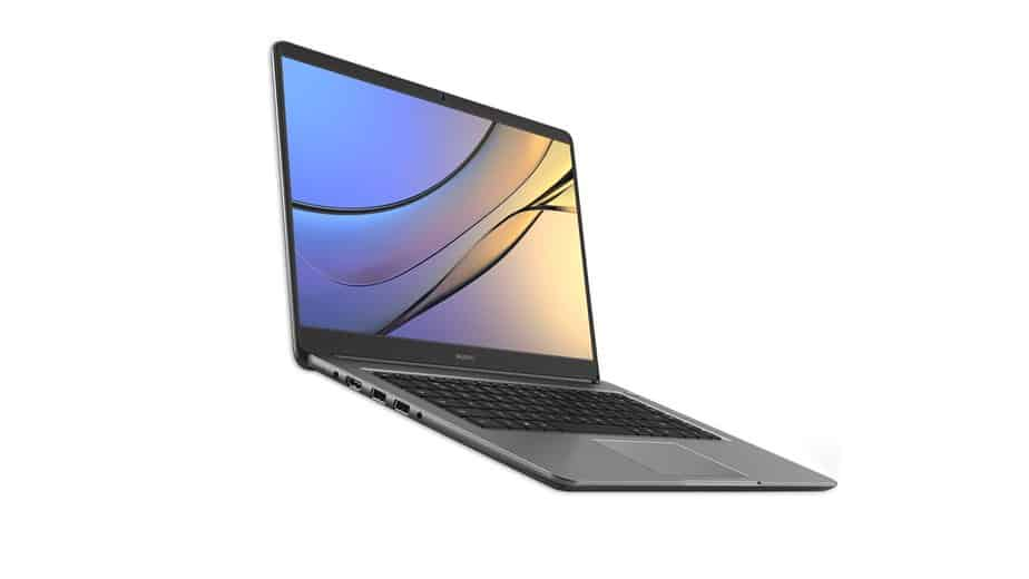 Huawei Matebook D (2018) comes with a premium metal design and Intel's latest processor upgrade