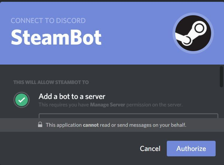 how to add wildbot to discord