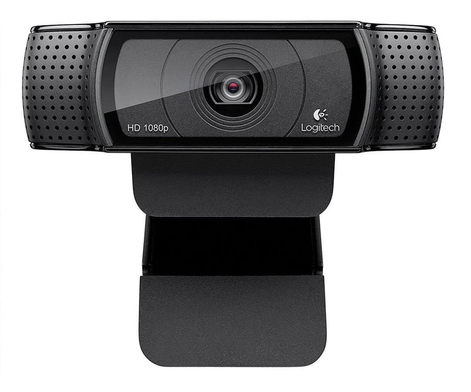 Logitech conferencing webcam