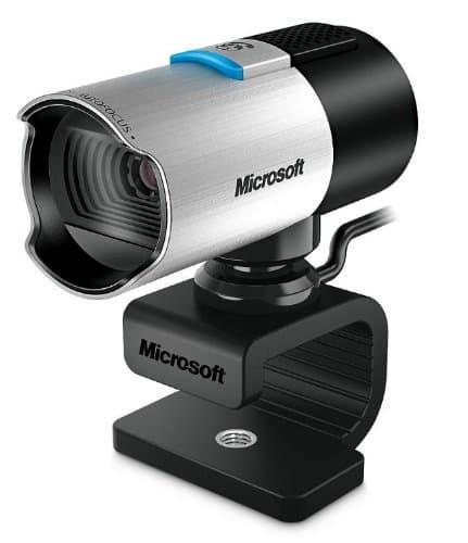 Microsoft studio web camera for video conferencing