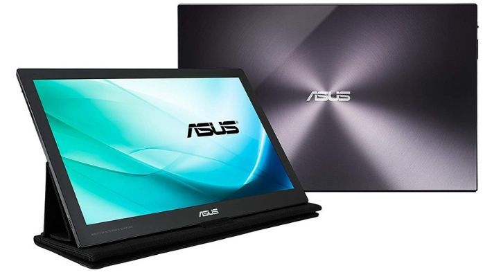ASUS MB169C Full HD Portable Monitor Review
