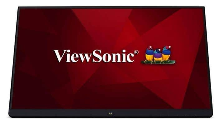 ViewSonic TD2230 22 Inch Touchscreen Portable Monitor